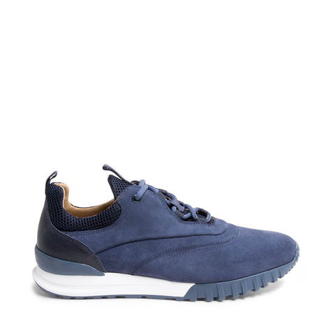 NEWSUKA BLUE NUBUCK