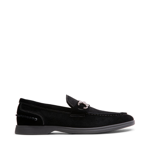 QUAID BLACK SUEDE