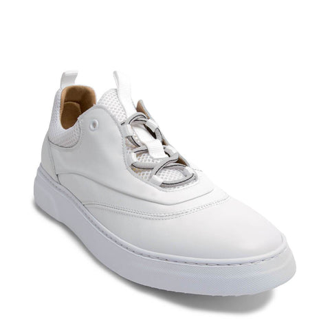 ROCHEDO WHITE LEATHER