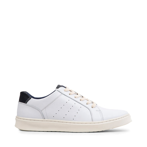STREETT WHITE LEATHER