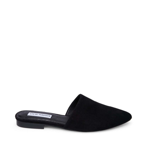 TRACE BLACK SUEDE
