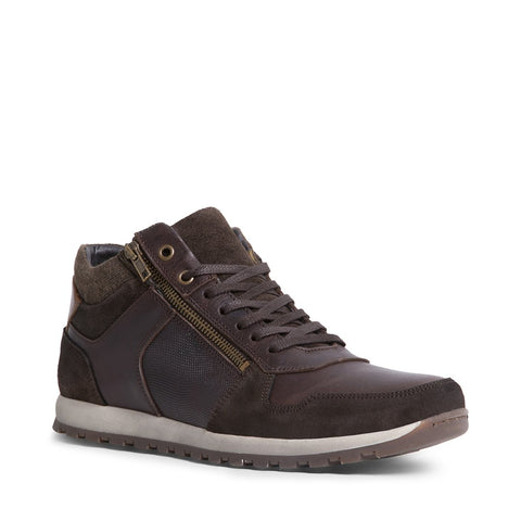 WILDURR BROWN LEATHER