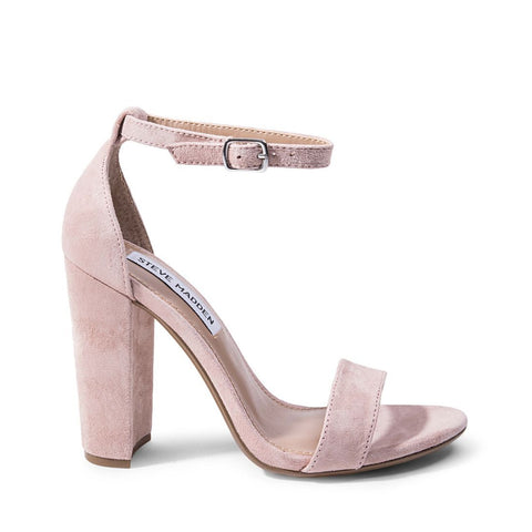 CARRSON PINK SUEDE