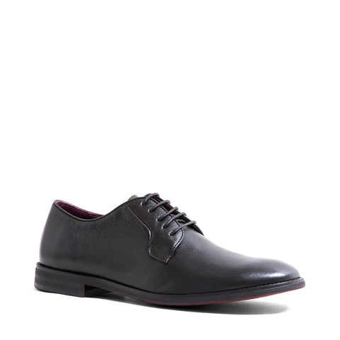 DUNNE BLACK LEATHER
