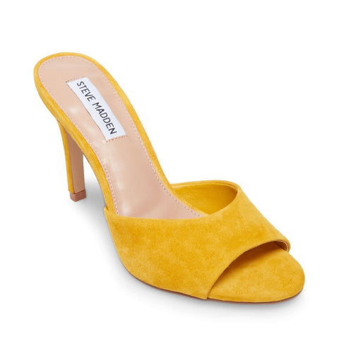 ERIN YELLOW SUEDE