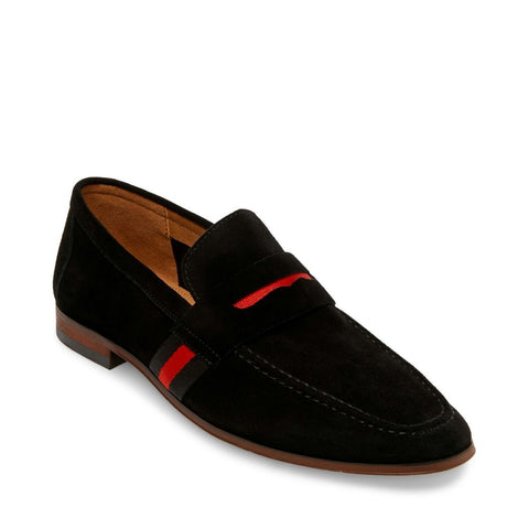 KLIQUE BLACK SUEDE