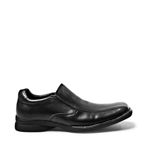 MONTEE BLACK LEATHER
