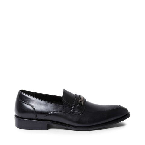 PAVLISS BLACK LEATHER