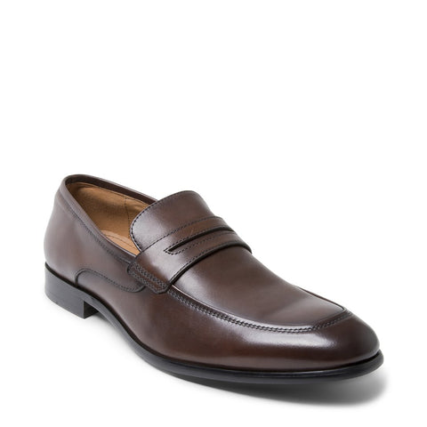PRIMMO BROWN LEATHER