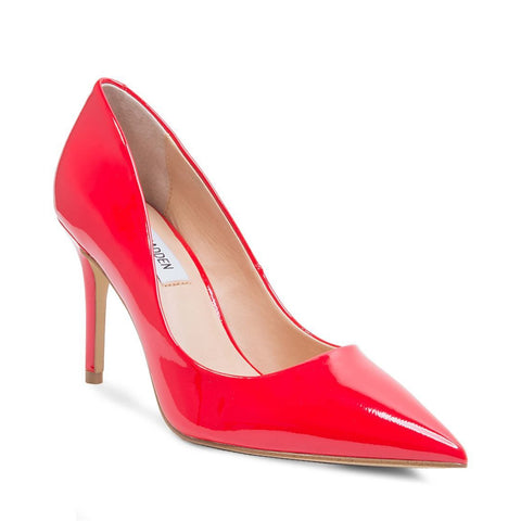 ROSE RED PATENT