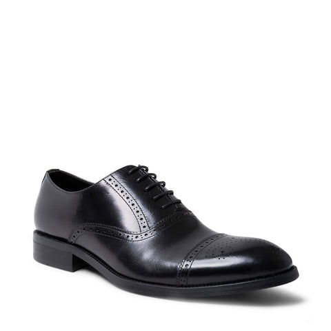 TOLEDO BLACK LEATHER
