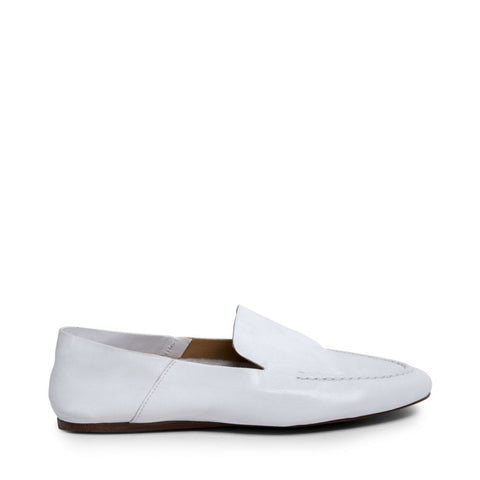 CALGARI WHITE LEATHER