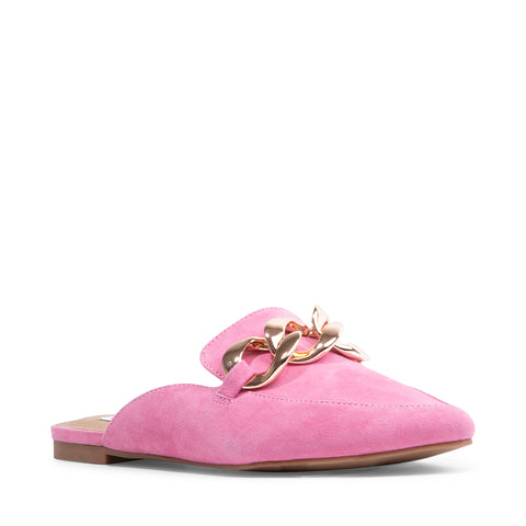 FEARN PINK SUEDE