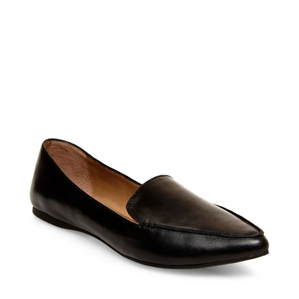 75a239ed9af FEATHER BLACK LEATHER – Steve Madden Canada