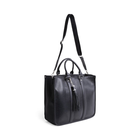 BASIA BLACK SYNTHETIC