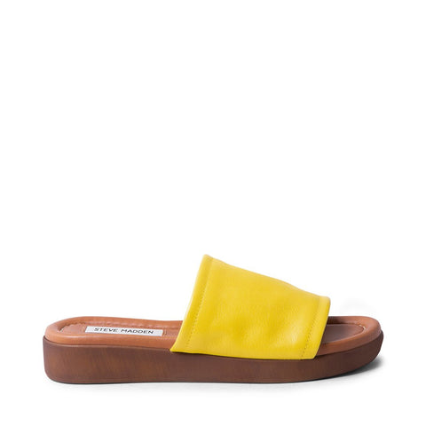 VELMA YELLOW LEATHER