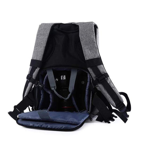 Gigapack Cam L-WP Camera Backpack - Gigatrendy.com