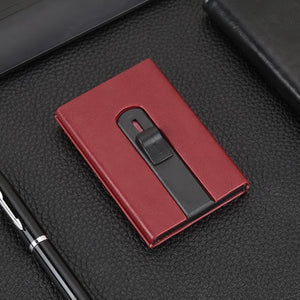 RFID Card Holder Protect Your Credit Cards - Shop Gigatrendy.com Trending Products