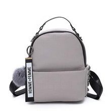 Load image into Gallery viewer, Mini Backpack Purse Giga Supreme Casmor Luxury Leather | Gigatrendy.com