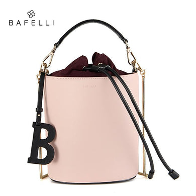 Tote,BAFELLI Diamond Tote Bag Style Women Split Leather Handbag | Gigatrendy.com