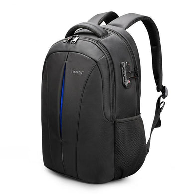 Business Gigapack WP Anti-Theft USB Backpack | Gigatrendy.com