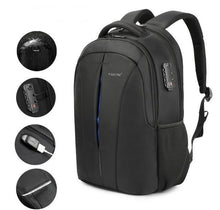 Load image into Gallery viewer, Business Gigapack WP Anti-Theft USB Backpack - Shop Gigatrendy.com Trending Products
