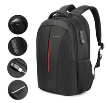 Load image into Gallery viewer, Business Line Backpack,Business Backpack Gigapack WP Anti-Theft USB Backpack | Gigatrendy.com