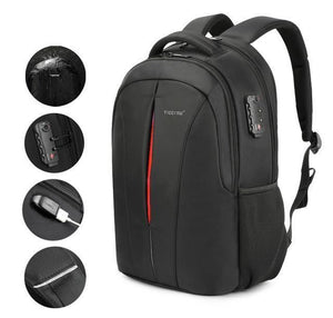 Business Gigapack WP Anti-Theft USB Backpack - Shop Gigatrendy.com Trending Products