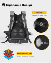 Load image into Gallery viewer, Gigapack Cam L-WP Camera Backpack - Shop Gigatrendy.com Trending Products