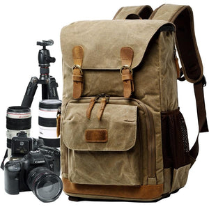 Gigapack Cam L-WP Waterproof Camera Backpack - Shop Gigatrendy.com Trending Products