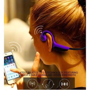 Wireless Bone Conduction Sports Headset - Shop Gigatrendy.com Trending Products