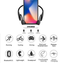 Load image into Gallery viewer, Wireless Bone Conduction Sports Headset - Shop Gigatrendy.com Trending Products