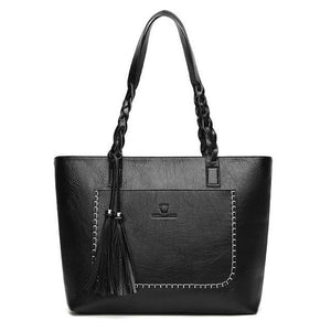 Women tote bag Herald Fashion Retro Tote - Shop Gigatrendy.com Trending Products
