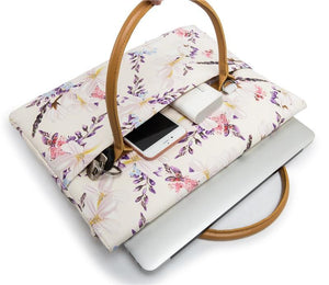 Messenger Bag,Lady Laptop Sleeve For MacBook Air Pro | Gigatrendy.com