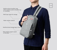 Load image into Gallery viewer, Giga Sling Anti-Theft Chest Bag | Gigatrendy.com