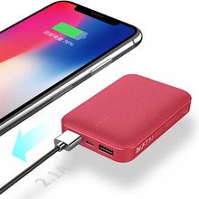 Load image into Gallery viewer, Mini Power Bank 10000mAh External Dual Charger - Shop Gigatrendy.com Trending Products