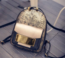 Load image into Gallery viewer, Mini Backpack Giga Supreme Shiny Glitter - Shop Gigatrendy.com Trending Products