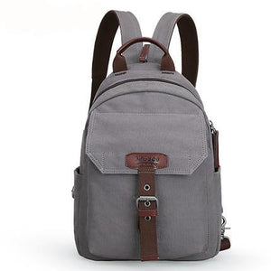 School Backpack,Fashion Canvas School Backpack | Gigatrendy.com