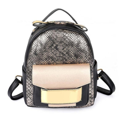 Mini Backpack Giga Supreme Shiny Glitter | Gigatrendy.com