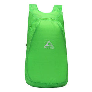 Gadget,Nylon Foldable Waterproof Ultralight Outdoor Pack | Gigatrendy.com