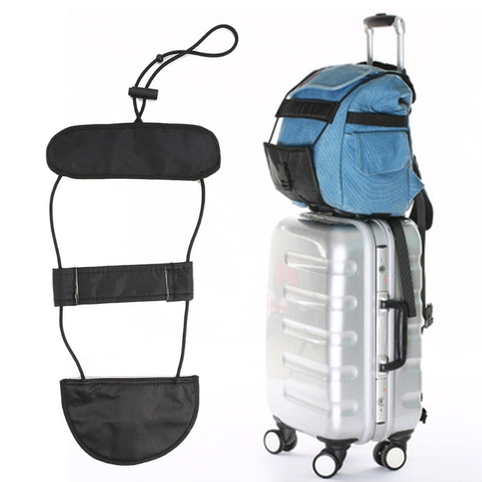 Travel Luggage Backpack Carrier Strap | Gigatrendy.com