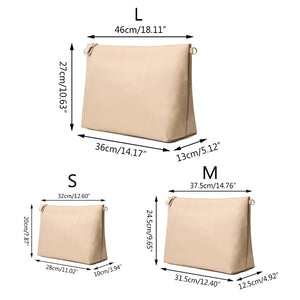 Bag Organizer,Women Makeup Bag Organizer Insert | Gigatrendy.com