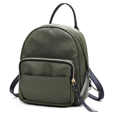 Women Designer Mini Backpack Giga Supreme Camo | Gigatrendy.com
