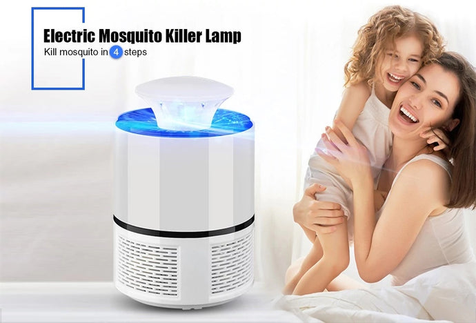 Silent Mosquito Killer - Shop Gigatrendy.com Trending Products