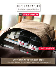 Load image into Gallery viewer, Canvas School Backpack LC USB - Shop Gigatrendy.com Trending Products