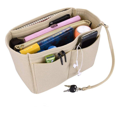 Makeup Handbags Insert Organizer - Shop Gigatrendy.com Trending Products