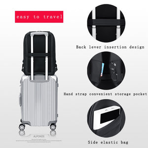 GigaPack SC-Line US AT WP Business Look School Backpack - Shop Gigatrendy.com Trending Products