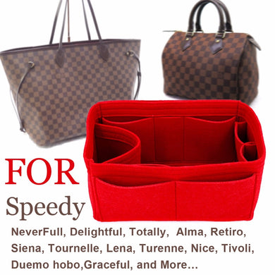 Bag Organizer,SPEEDY NeverFull Bag Insert | Gigatrendy.com