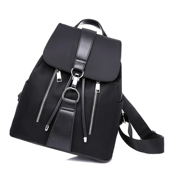 Black Fashion Street-wear Backpack - Shop Gigatrendy.com Trending Products