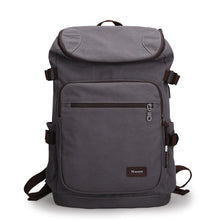 Load image into Gallery viewer, Canvas Travel USB Backpack | Gigatrendy.com